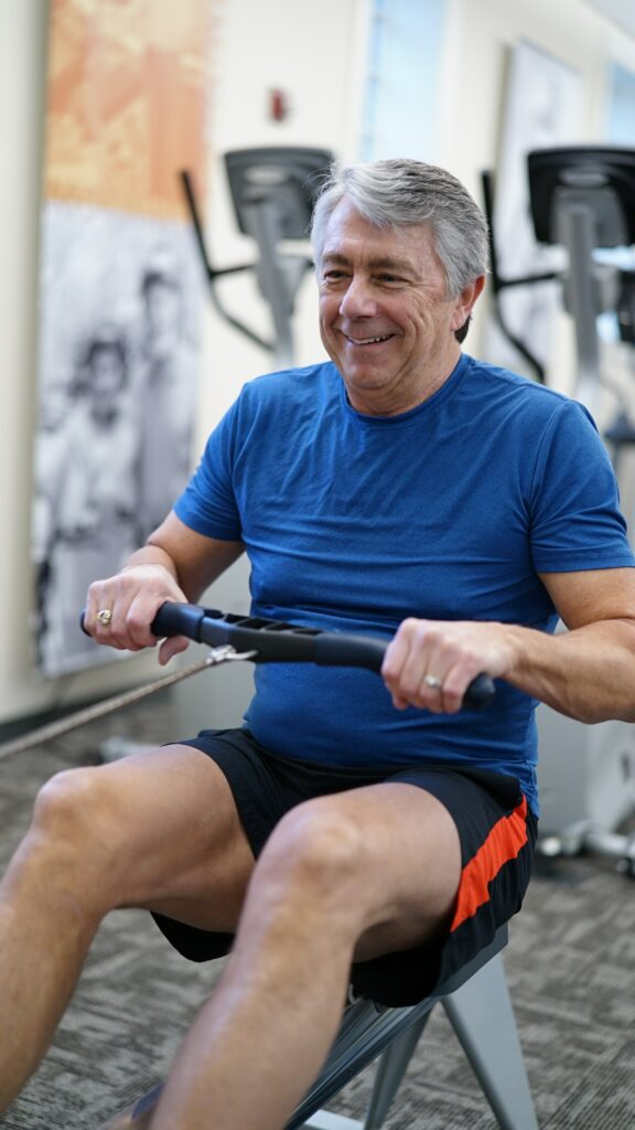 Strength training is critical for everyone, but especially for older adults.