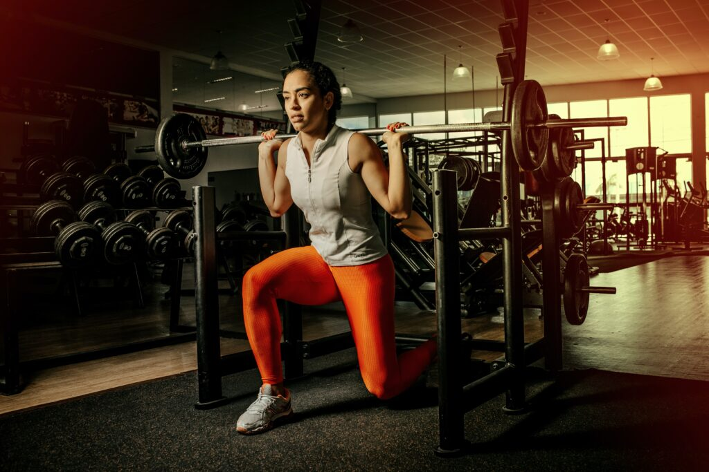 Women need regular strength training to fatigue with heavy weights to counter the loss of lean muscle mass as they age.